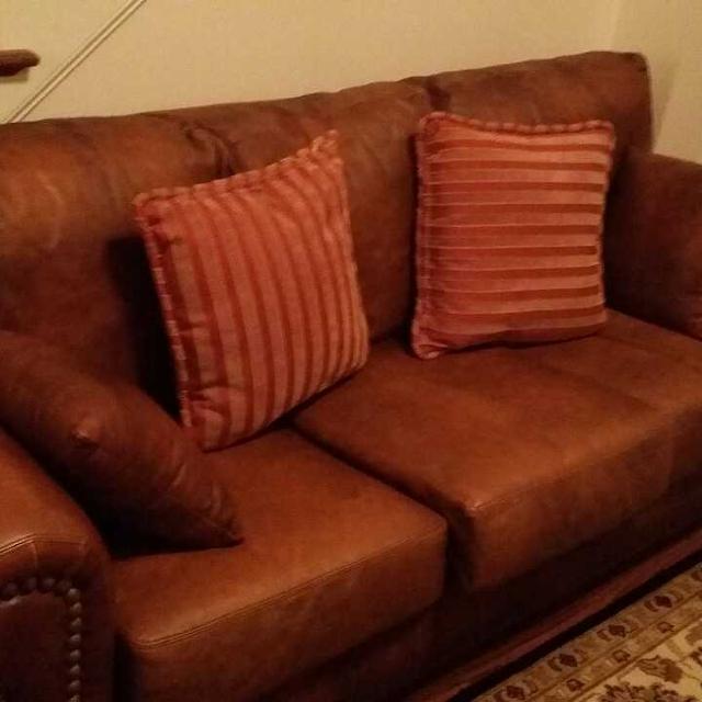 Leather Creations Home Made Sofa Upscale Piece