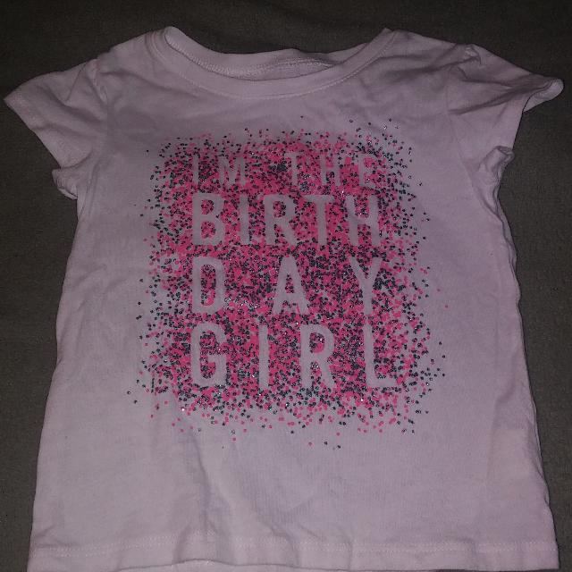 Im The Birthday Girl Shirt Childrens Place Brand