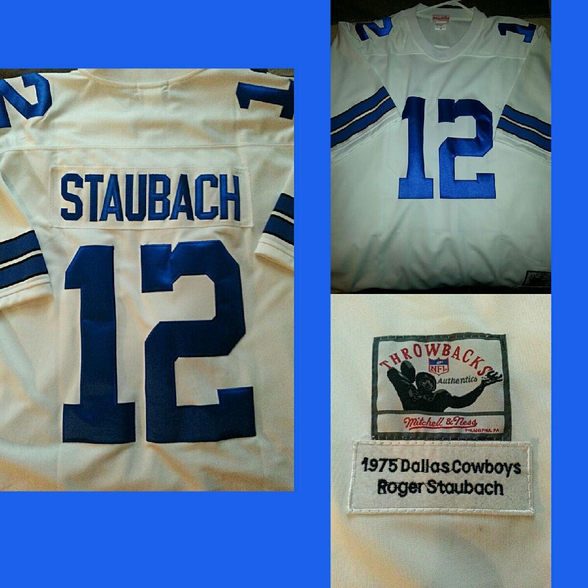 online store 58ed6 45420 Roger Staubach Jersey