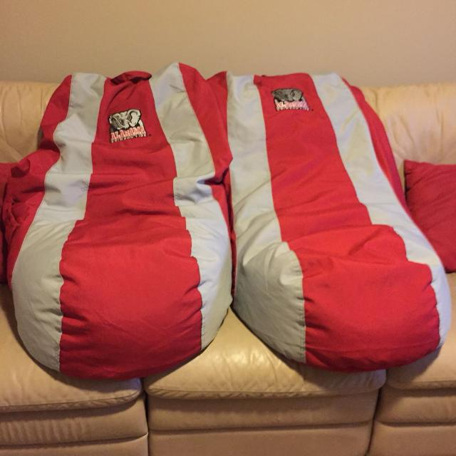 Alabama Bean Bag Chairs Roll Tide