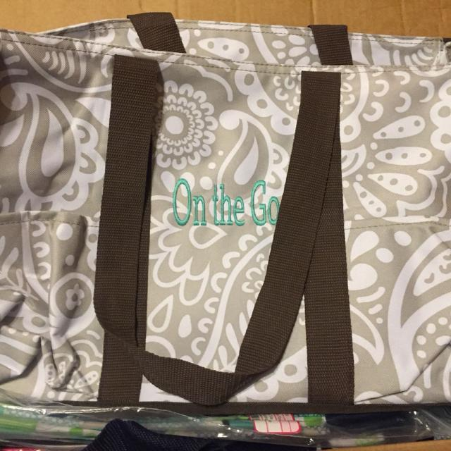 Find More New Zip Top Organizing Utility Tote Thirtyone Price