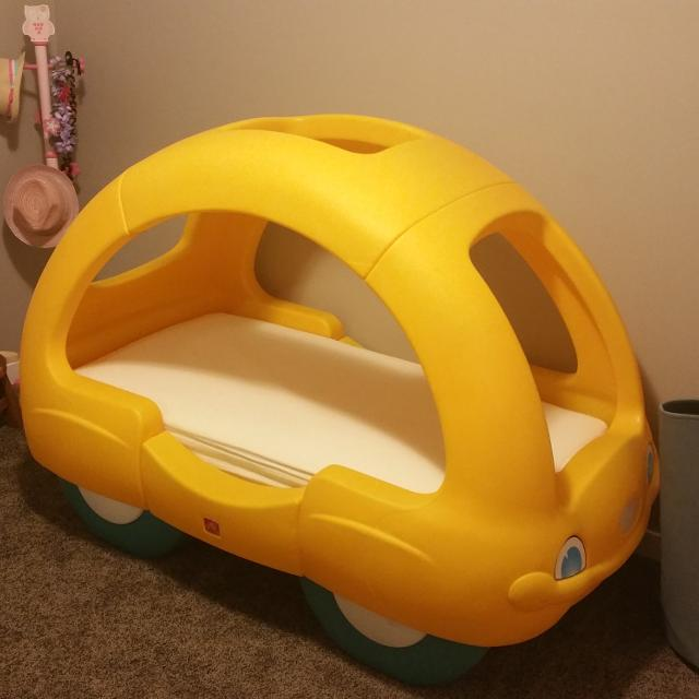 online retailer 253d4 a32fc Snooze & Cruise Toddler Bed