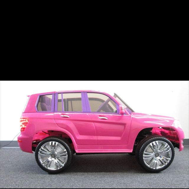 Best Mercedes Benz Glk 300 Suv Electric Ride On Toy Sport Car Pink For In Covina California 2019