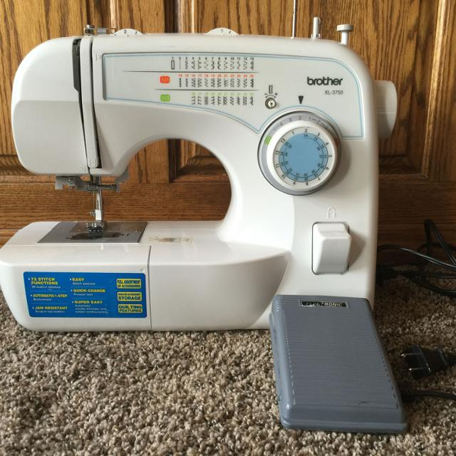 Find More Brother Xl40 Sewing Machine For Sale At Up To 40% Off Unique Brother Xl3750 Sewing Machine