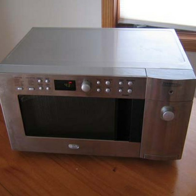 Best Lg Microwave And Toaster Combo