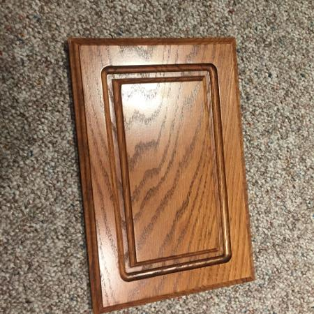 New 1- 11-1/4x 7-1/2 oak drawer front. for sale  Canada