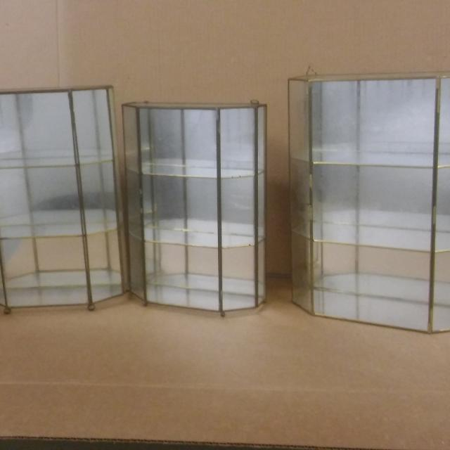 Find More Glass Display Cases With Decorative Flower Etching For