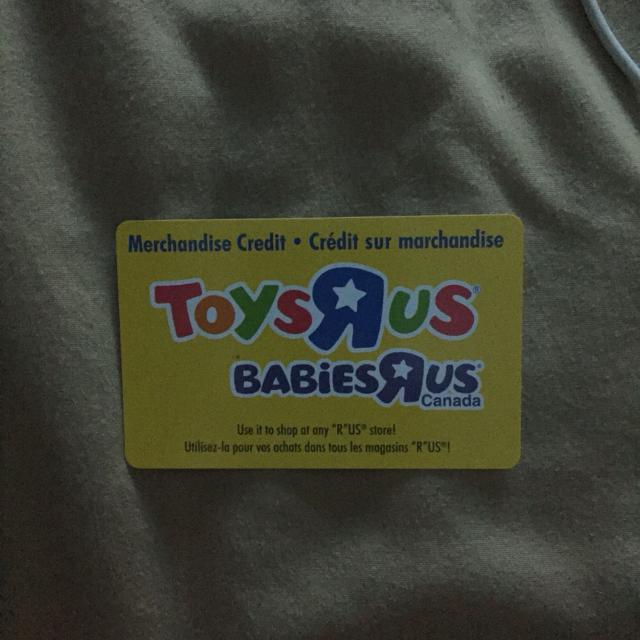 Find More Toys R Us Gift Card For Sale At Up To 90 Off