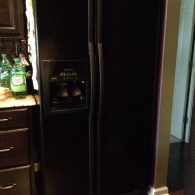 Find More Side By Side Black Whirlpool Refrigerator