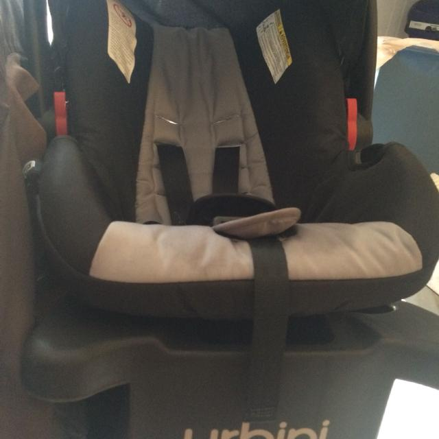 Urbini Petal Infant Carseat