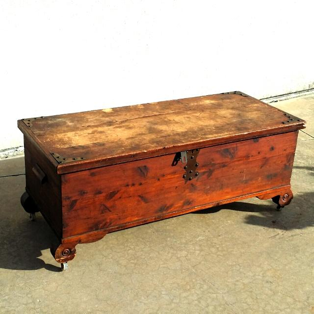 Find More Antique Cedar Hope Chest By Ed Roos Co. Forest