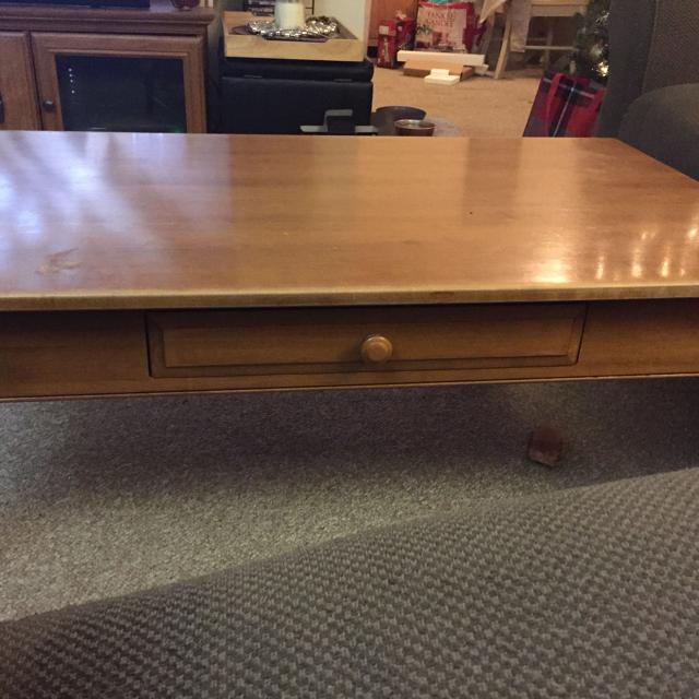 Find More Ethan Allen Coffee Table For Sale At Up To 90 Off