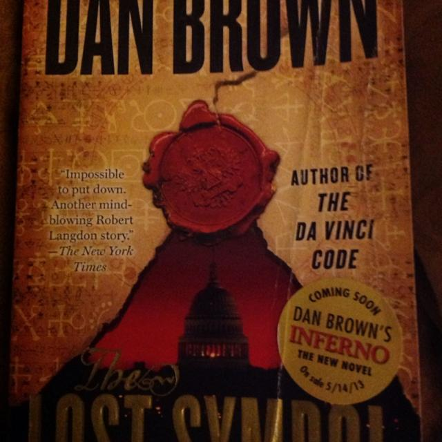 Best Dan Browns The Lost Symbol In Paperback For Sale In
