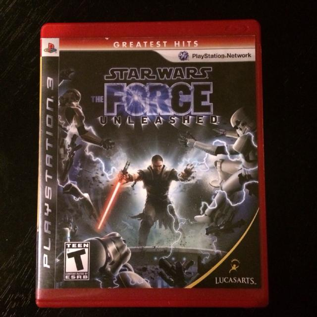 Best Star Wars The Force Unleashed Ps3 Game Meet At Semmes Walmart Or Winn Dixie For Sale In Mobile Alabama 2019