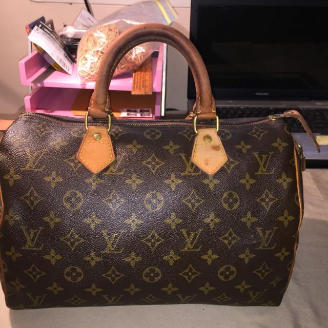 6a7e73064ce1 Best Vintage Louis Vuitton Malletier Speedy 30!!! Authentic !!! Price Is  Negotiable