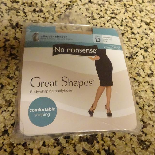 f3e8d6bc5661b Find more New In Package: No Nonsense Great Shapes, Body Shaping ...