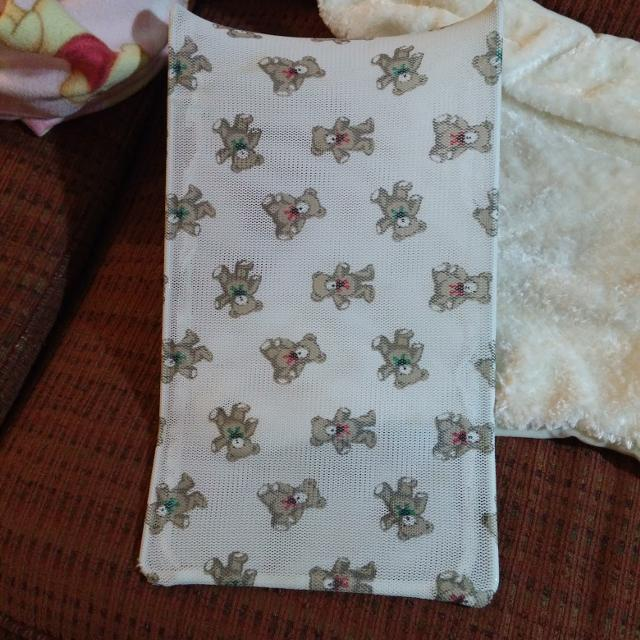 Find more **price Drop**teddy Bear Mesh Baby Bath Sling for sale at ...