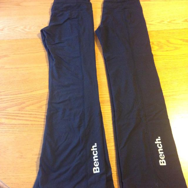 155c67cbab7a9 Find more Bench Yoga Pants, 2pairs, Size S, $30 Obo for sale at up ...