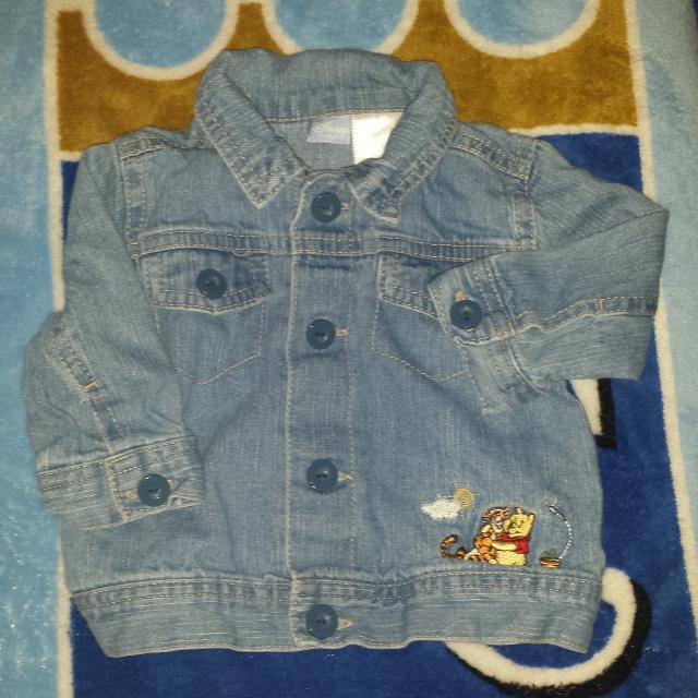 9a33fd09d988b Best Disney Baby Jean Jacket 3-6 Months for sale in Gardner