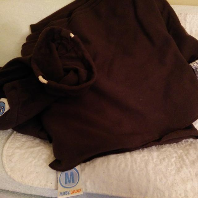 5fa0eb1631a Find more Chocolate Brown Moby Wrap for sale at up to 90% off