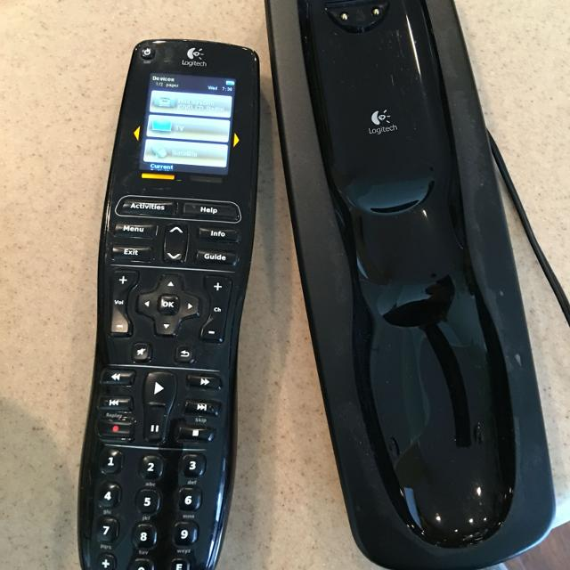 Find More Logitech Harmony One Advanced Universal Remote L Lw20 For