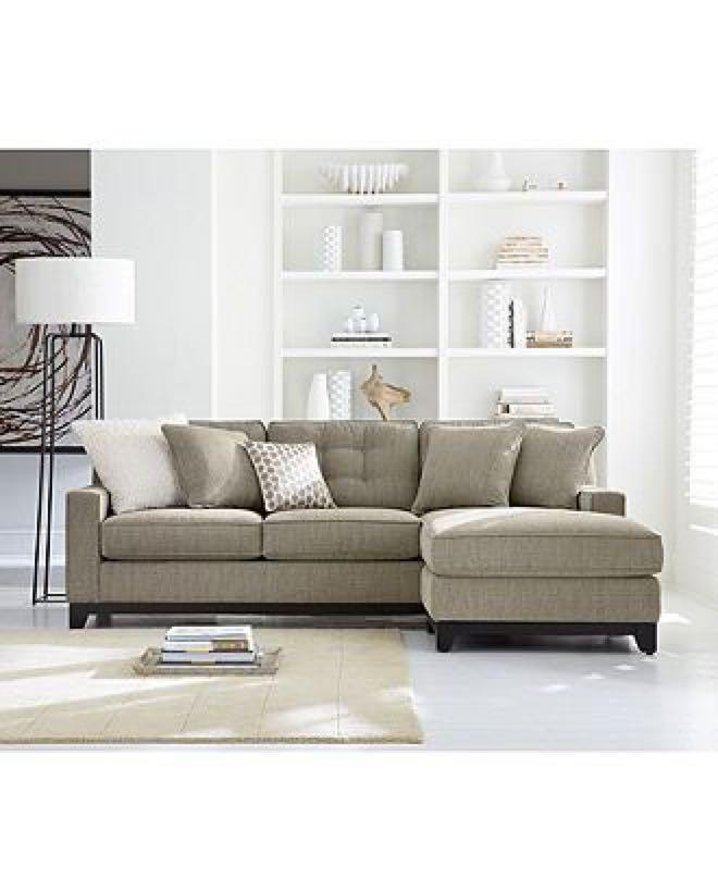 Macys Furniture Stores Locations: Looking For: Looking For A Grey Or Beige Fabric Sectional