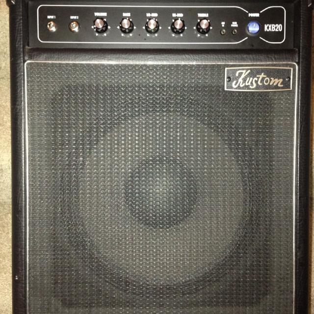 kustom amplifiers for sale