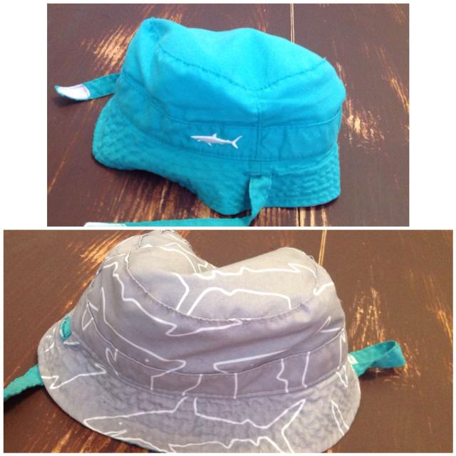 209d9c92f71 Find more Reversible Bucket Hat Shark 6-12 Months for sale at up to ...