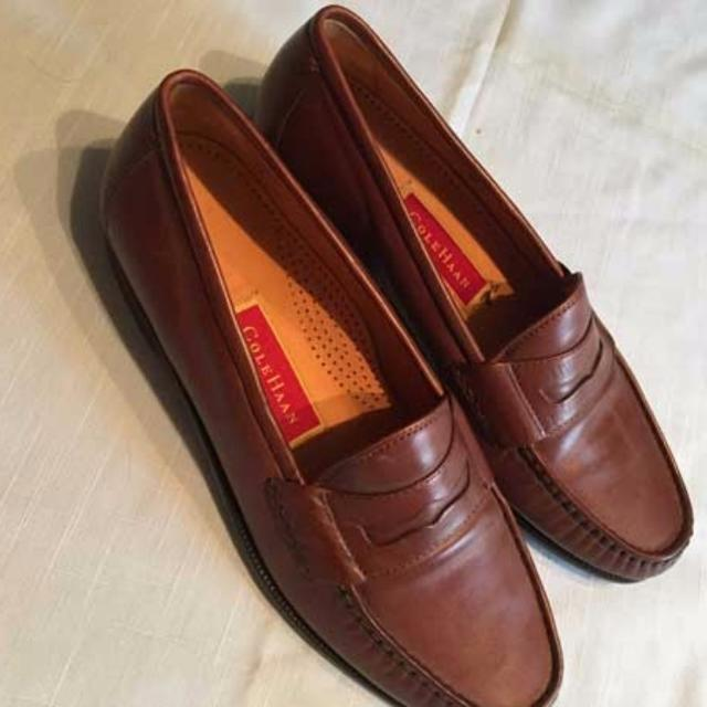 a391de81906 Find more Men Cole Haan Ascot Penny Ii Loafers. Size 9 M for sale at ...