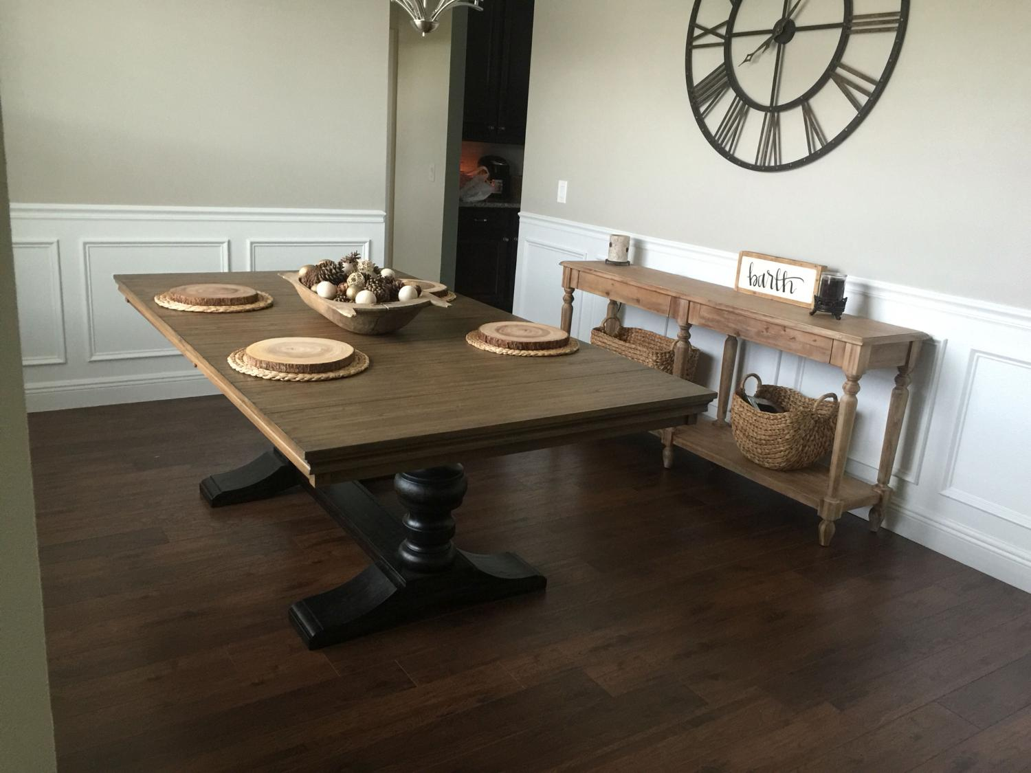 Tanshire Dining Room Table From Ashley Furniture