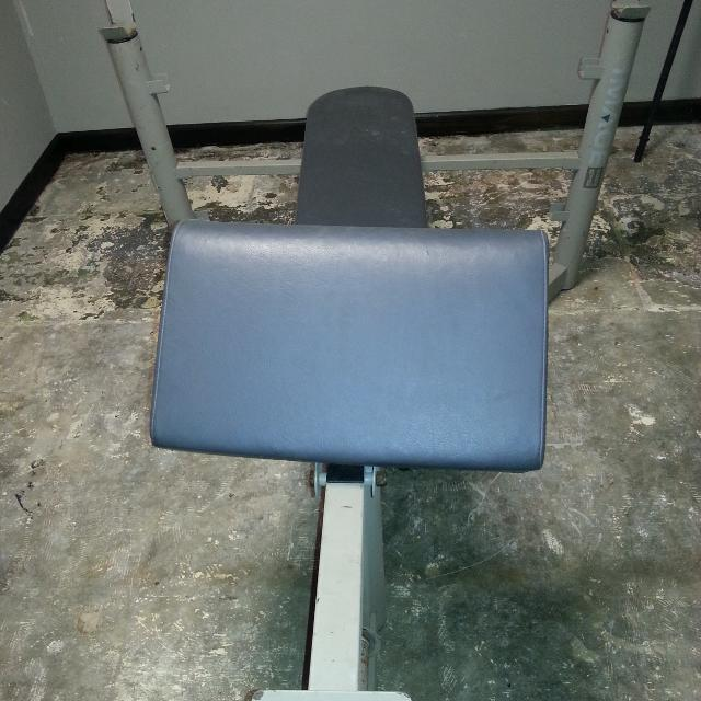 Image 3 0 Weight Bench Must Pick Up 20 Or Best Offer