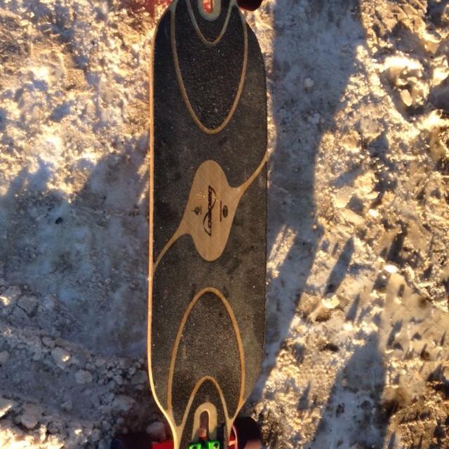 Loaded Dervish Sama (Flex One) - Longboard