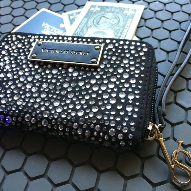 f4cfa42a1d232c Best Sparkly Victoria Secret Iphone 5 Wristlet Wallet. Additional Photo In  Comments for sale in Rosenberg, Texas for 2019