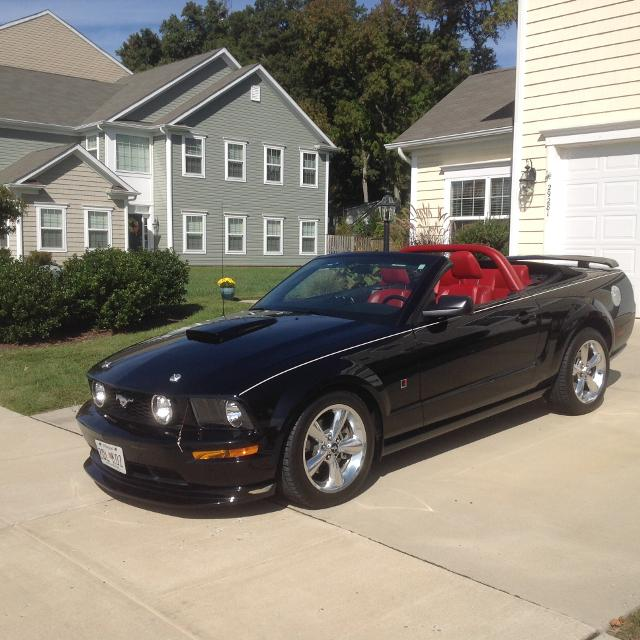 Best 2008 Mustang Gt Rousch Conversion Supercharged For In Easton Maryland 2019