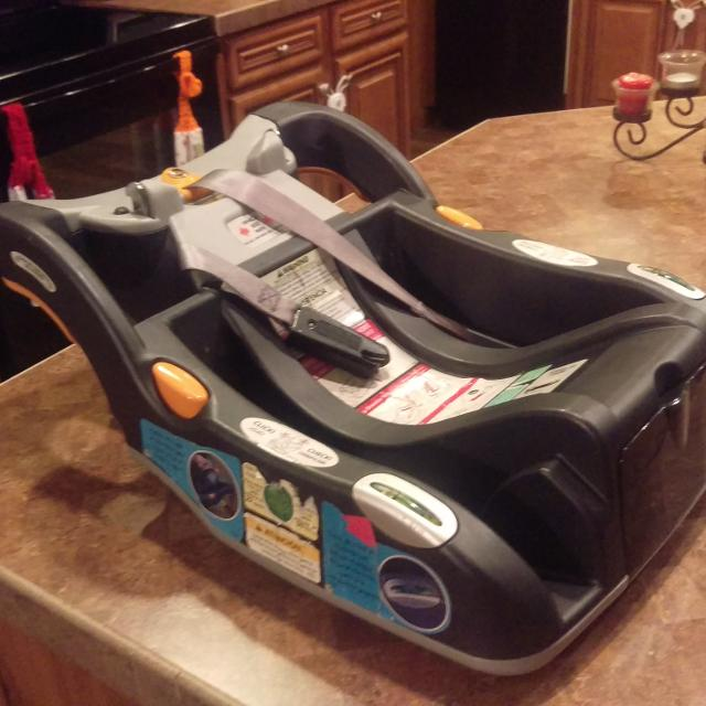 Chicco Keyfit 30 Car Seat Base Expires Oct 2019