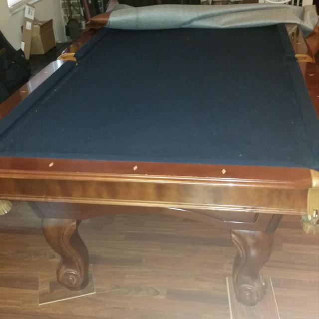 table xmmdwtcc best felt sale with slate in pool bay i leisure navy for