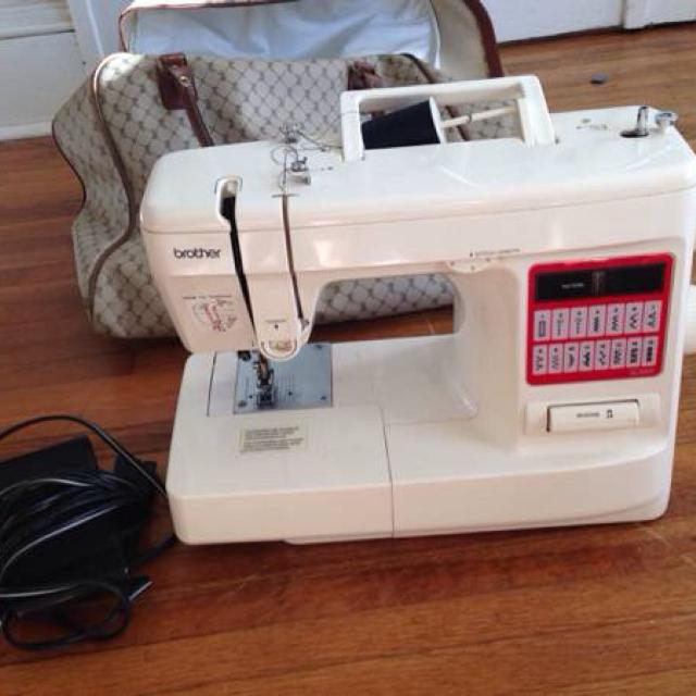 Best Brother Xl40 Sewing Machine For Sale In Charlotte North Custom Sewing Machine For Sale
