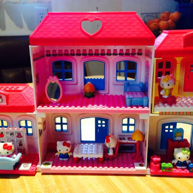 Find more hello kitty lego house for sale at up to 90 off - Lego hello kitty maison ...