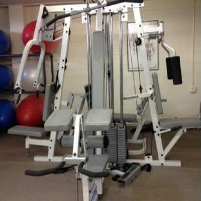Hoist Gym H210: Best Hoist Fitness System- Multi-gym 4600 For Sale In