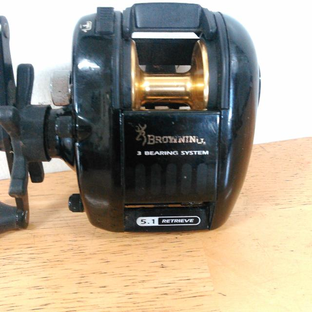 Browning Aggressor A350 Reel  Good Condition