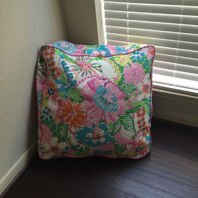 Find more Lilly Pulitzer For Target Floor Cushion (or Dog Bed) for ...