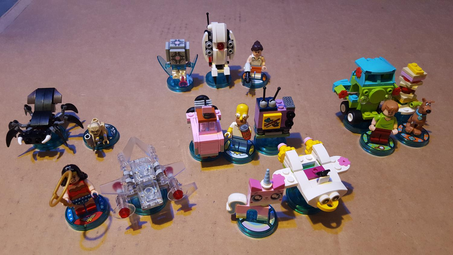 Best Lego Dimensions Character Token And Toys For Sale In