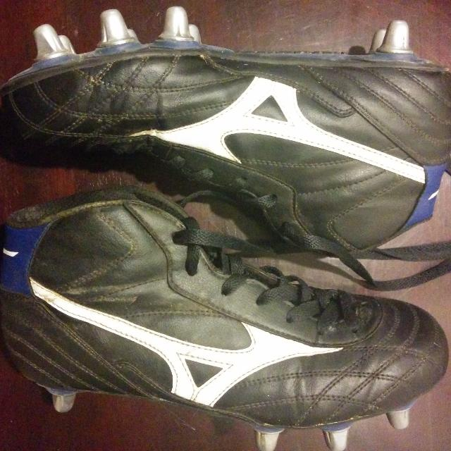 Best Used Mizuno Rugby Cleats Metal For Sale In Barrie Ontario For 2020