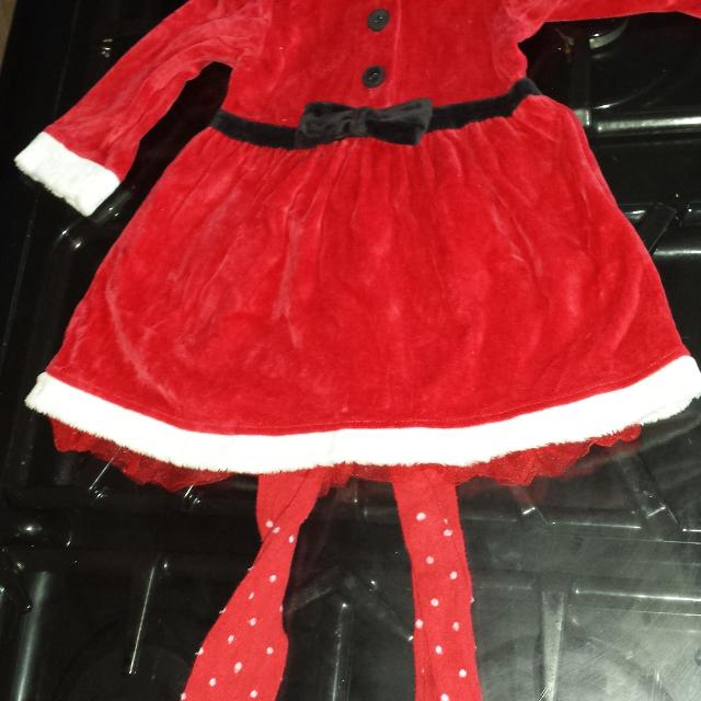 c304bdd69 Best Baby Girl Santa Outfit for sale in Cornwall for 2019