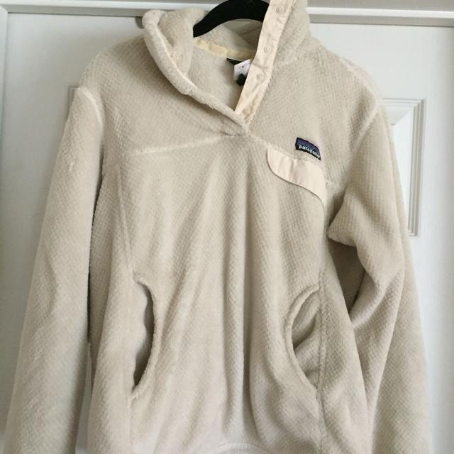 Find more Patagonia Women's Re-tool Snap-t Fleece Pullover. Medium ...