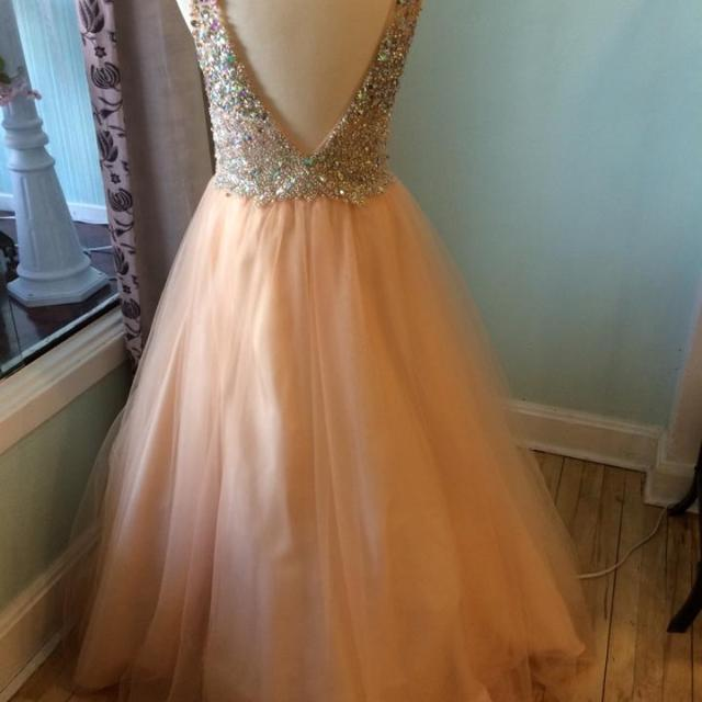 Best 2015 Prom Dress (used Once)dress By Blush Prom By Alexia Watch ...