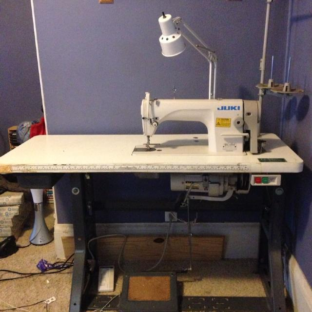 Find More Juki Sewing Machine Industrial Straight Stitch Machine Best How To Thread Juki Industrial Sewing Machine