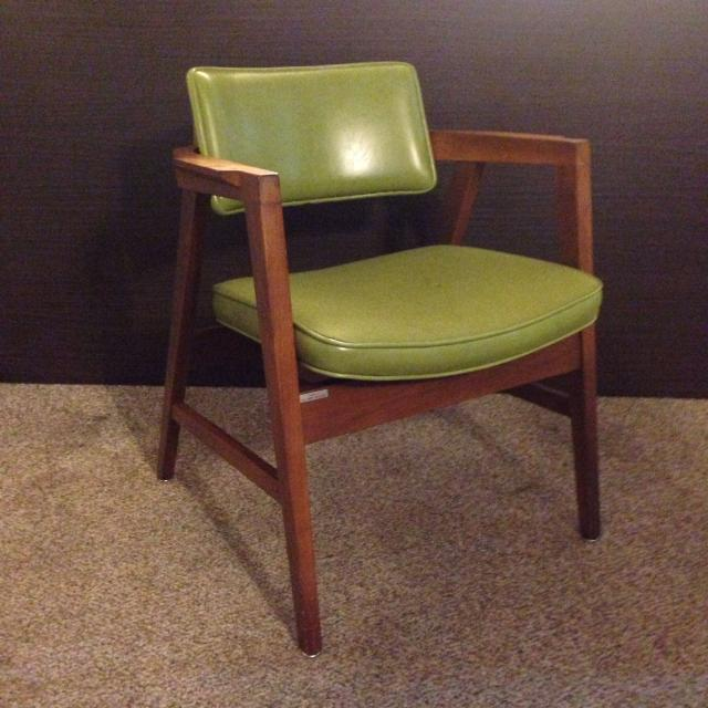 Find More Vintage Gunlocke Walnut Office Chair Mid Century Modern - Mid century modern office chair