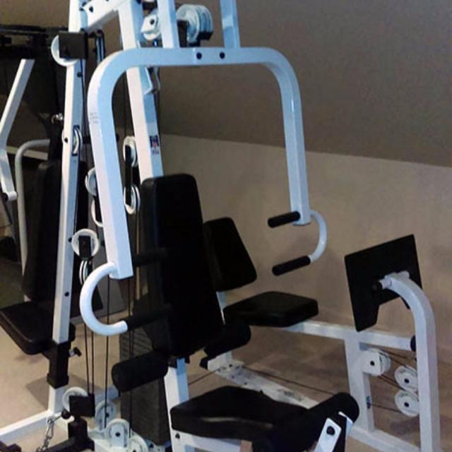 Leg Press For Sale >> Tuff Stuff Muscle Iv Home Gym W Leg Press
