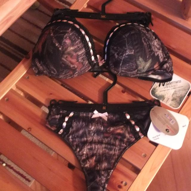 855b08d8d30 Best Mossy Oak Camo Bra And Panty Combo for sale in Red Lake ...